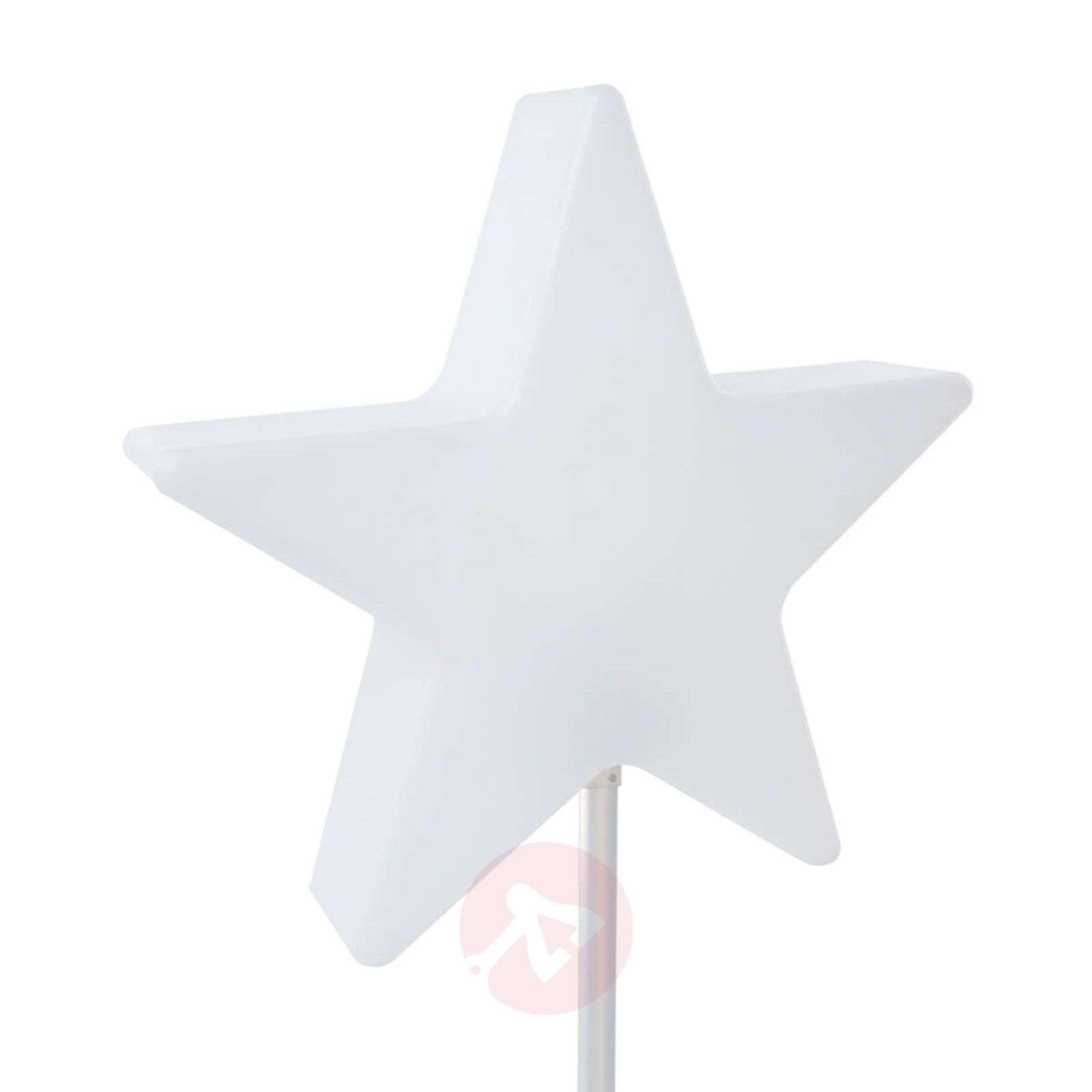 Stella luminosa Star su barra lunga 100 cm-1004136-01