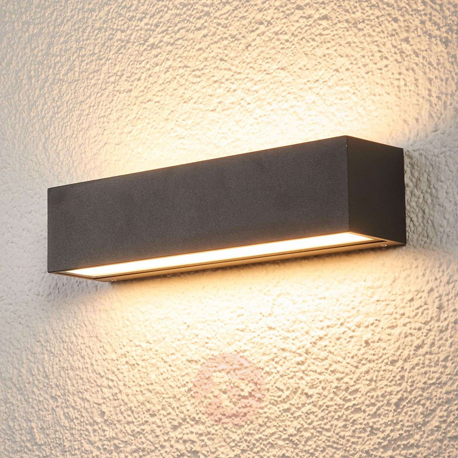 Plafoniere Da Esterno Ip 65 : Acquista tilde applique led lineare da esterni ip lampade