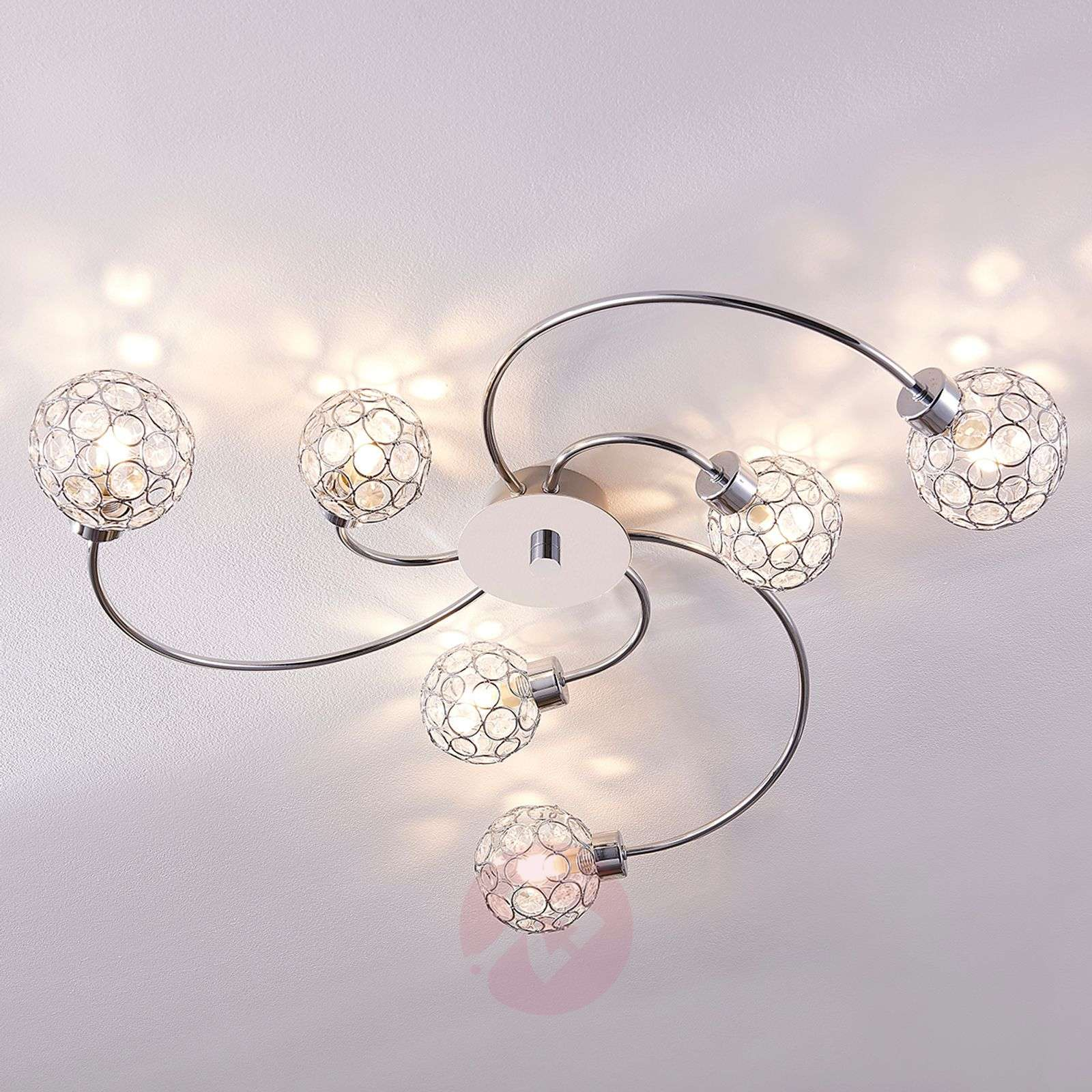 Tyron lampada LED da soffitto decorativa-9620805-013