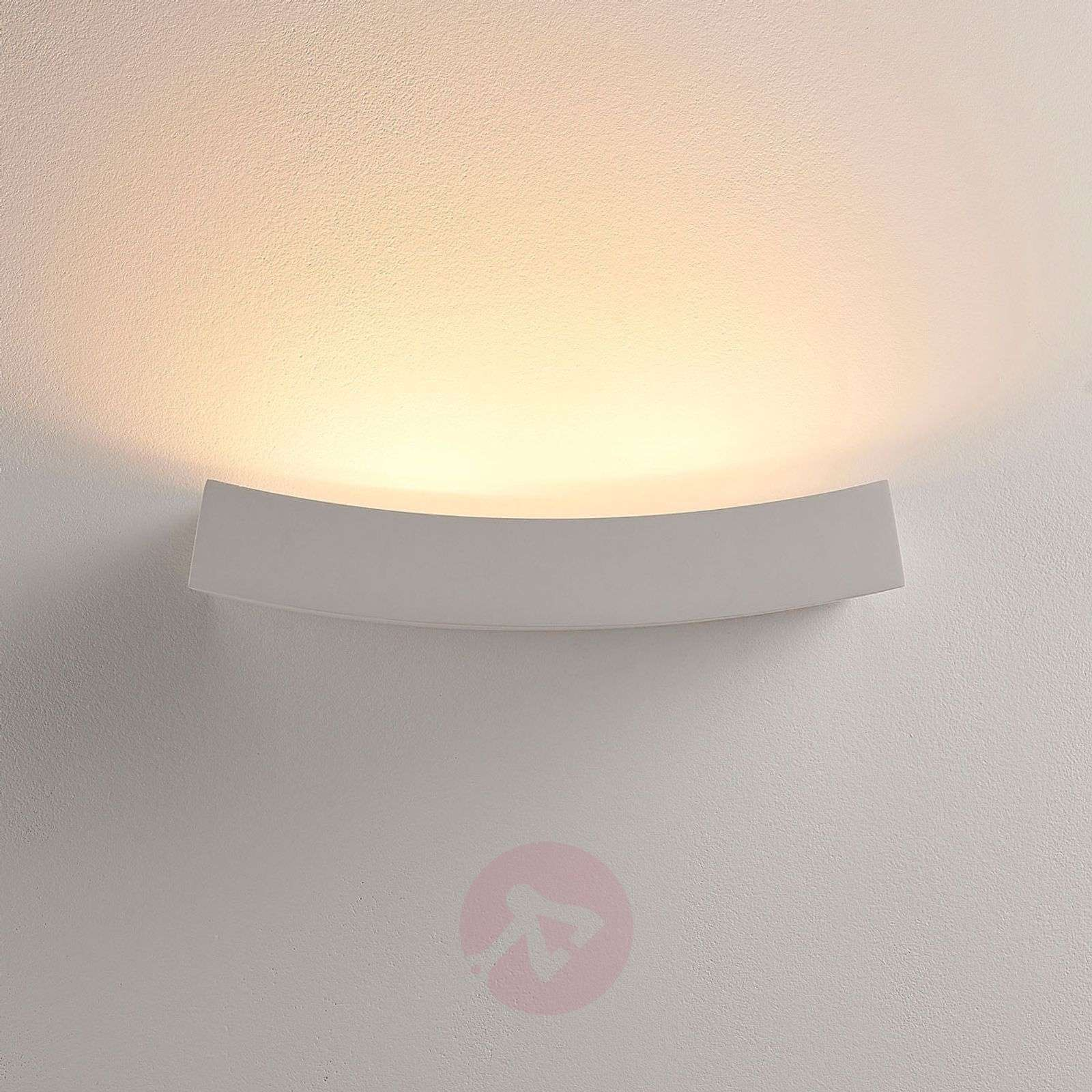 Wallwasher LED G9 Tiara di gesso, dimmerabile-9621318-011