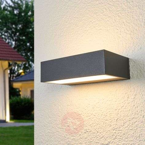 Applique da esterni LED Elton, luce bidirezionale
