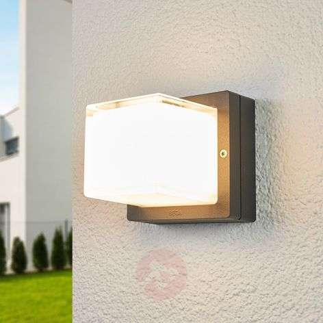 Applique da esterni LED Erik, luce omnidirezionale