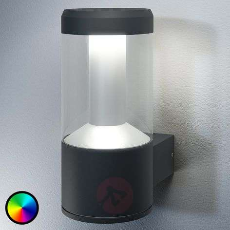 Applique da esterni SMART+ Modern Lantern LED
