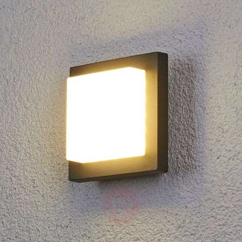 Applique da parete Celeste, sobrio, a LED