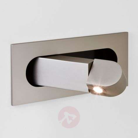 Applique LED Digit da lettura, nichel-1020476-34