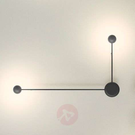 Applique LED Pin a 2 punti luce