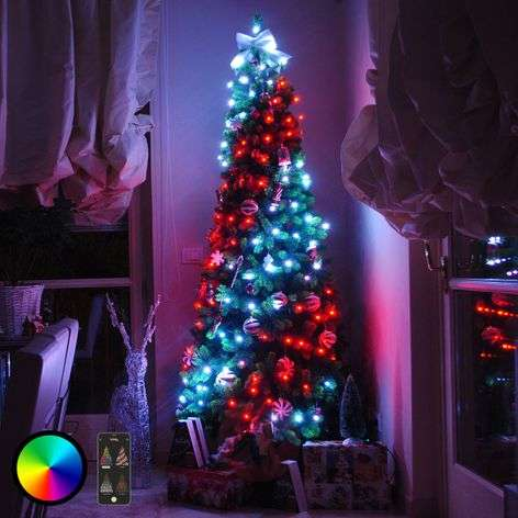 Catena luminosa LED Twinkly RGB a comando app