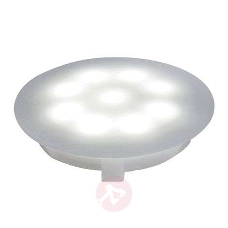 Downlight LED di policarbonato 6500 K satin. 1x1 W