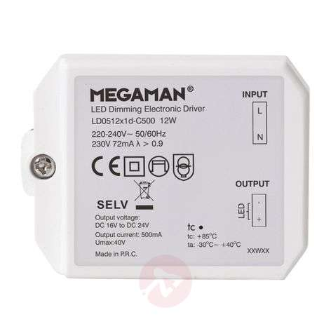 Driver LED per Rico HR, dimmerabile, 12 W-6530232-31