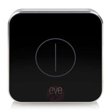 Eve Button telecomando dispositivi Apple HomeKit
