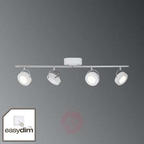 Faretto da soffitto LED Allora EasyDim a 4 luci