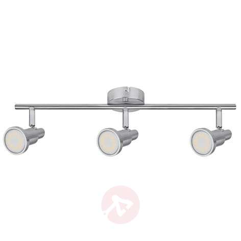 Faretto da soffitto LED Nysit a 3 luci
