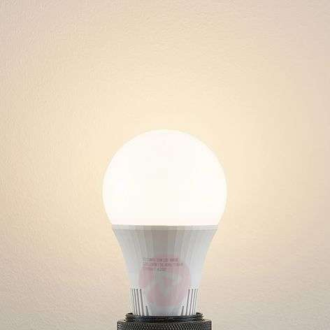 Lampadina LED E27 A65 15W 2.700K dimming 3 stadi