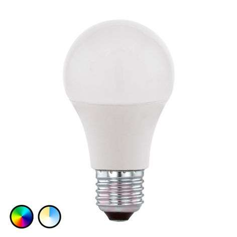 Lampadina LED Eglo Connect E27 9 W RGB e bianco