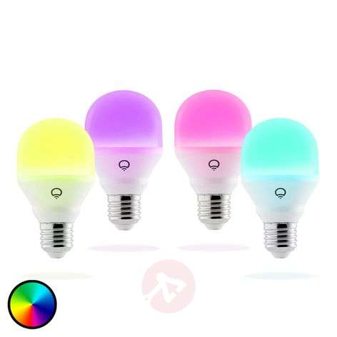 LIFX Mini Color lampadina LED E27 9W, set da 4