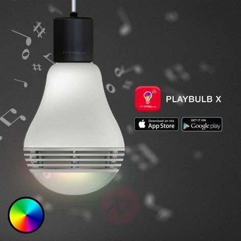 MiPow Playbulb Color lampadina LED E27 con audio