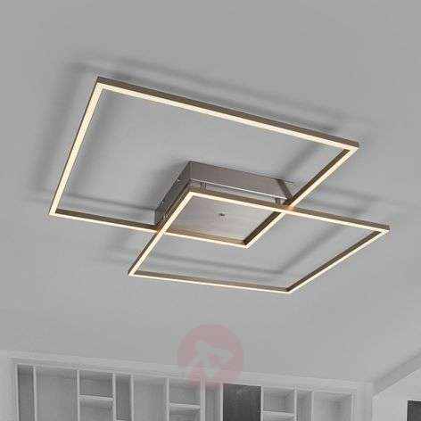 Mirac: lampada da soffitto a LED luminosa