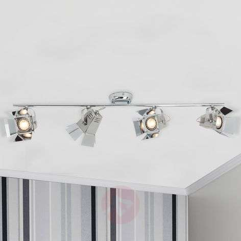 Movie - lampada LED da soffitto con faretti