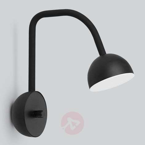 Northern Blush - applique a LED con spina