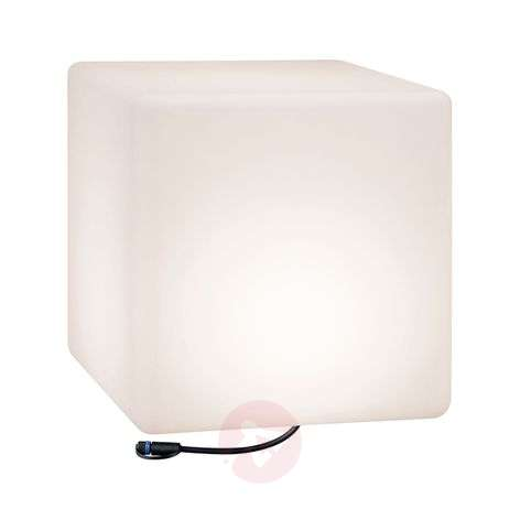 Paulmann Plug & Shine LED decorativo Cube
