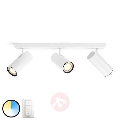 Philips Hue Buratto spot LED 3 luci dimming bianco