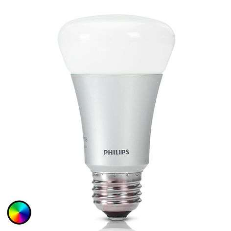 Philips Hue lampadina White+Color Ambiance E27 10W