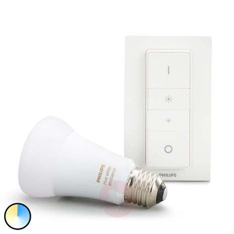 Philips Hue White Ambiance 8,5W E27, dimmer