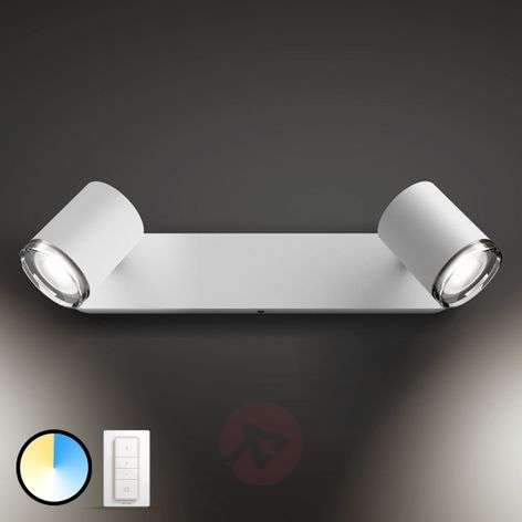 Philips Hue White Ambiance Adore spot LED 2 luci