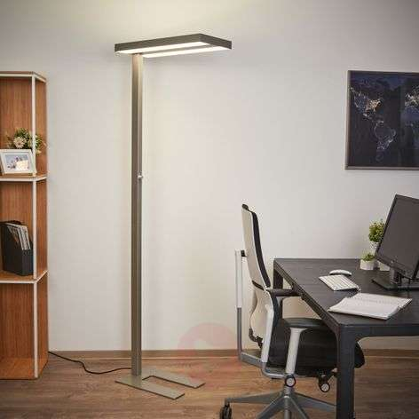 Piantana LED office dimmerabile Logan, 4.000 K