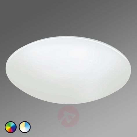 Plafoniera LED EGLO connect Giron-C bianca