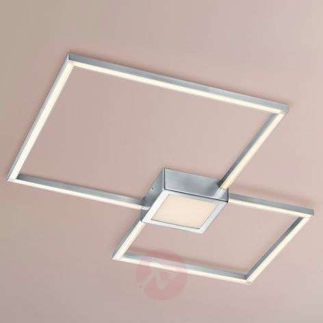 Plafoniera LED Hydra - dimming con interruttore