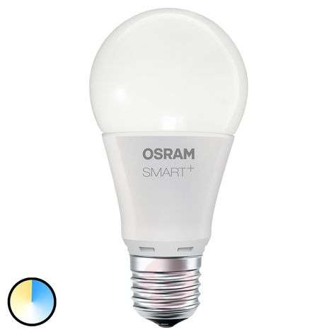 SMART+ LED E27 8,5W Tuneable white 800lm, dimming