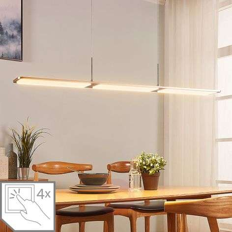 Sospensione LED Stephanie, dimmerabile, 98 cm