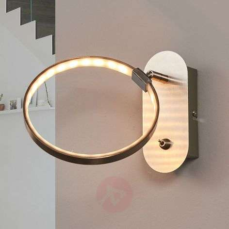 Tinka - applique LED con interruttore