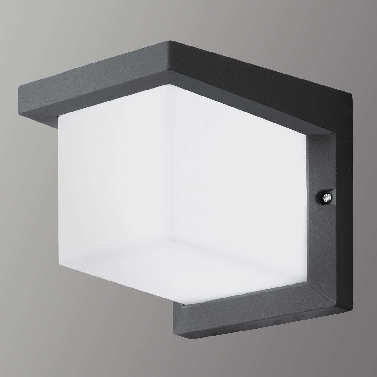 Acquista applique led da esterno desella a forma di cubo - Altezza applique ...