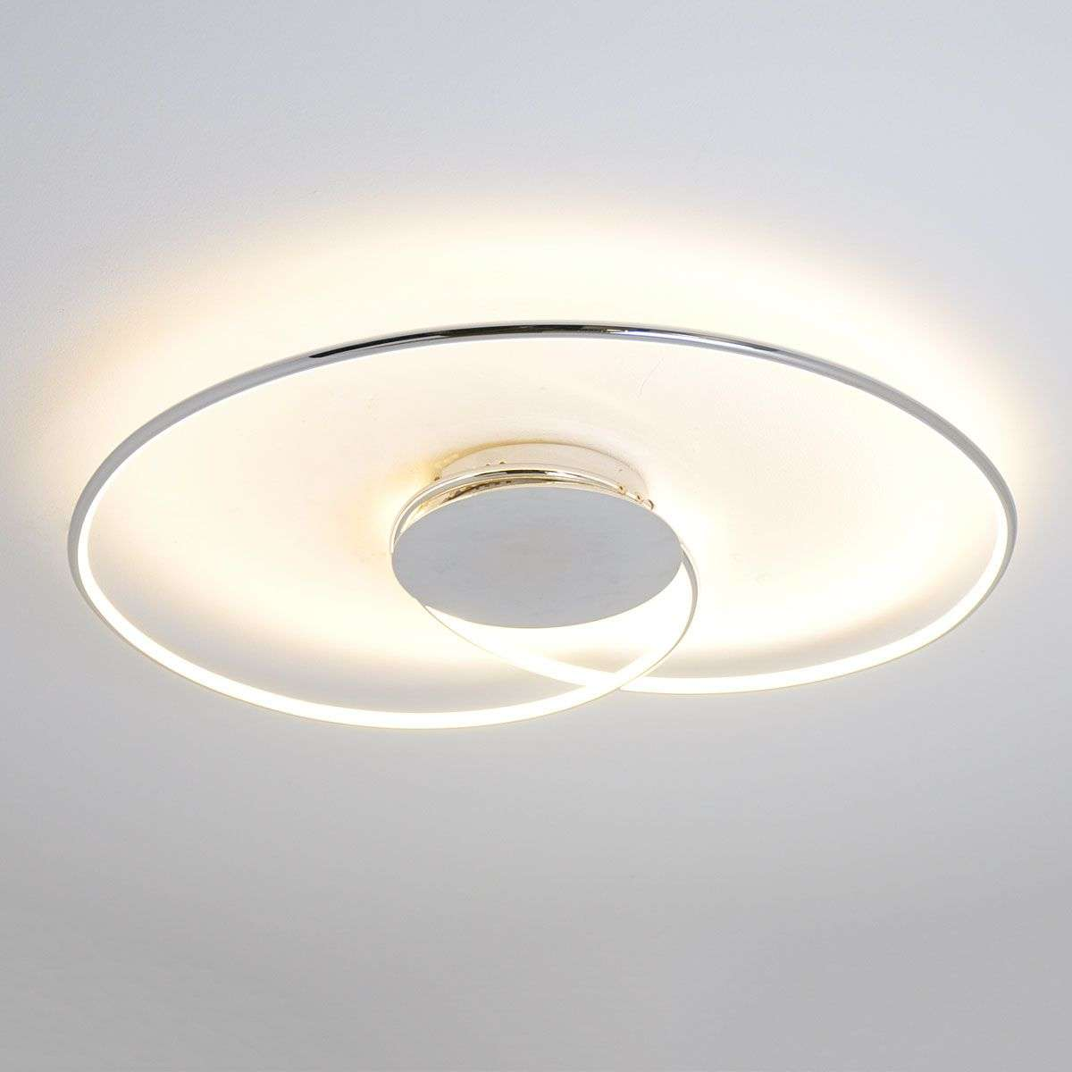 Acquista joline esile lampada led da soffitto for Lampade a led grandi