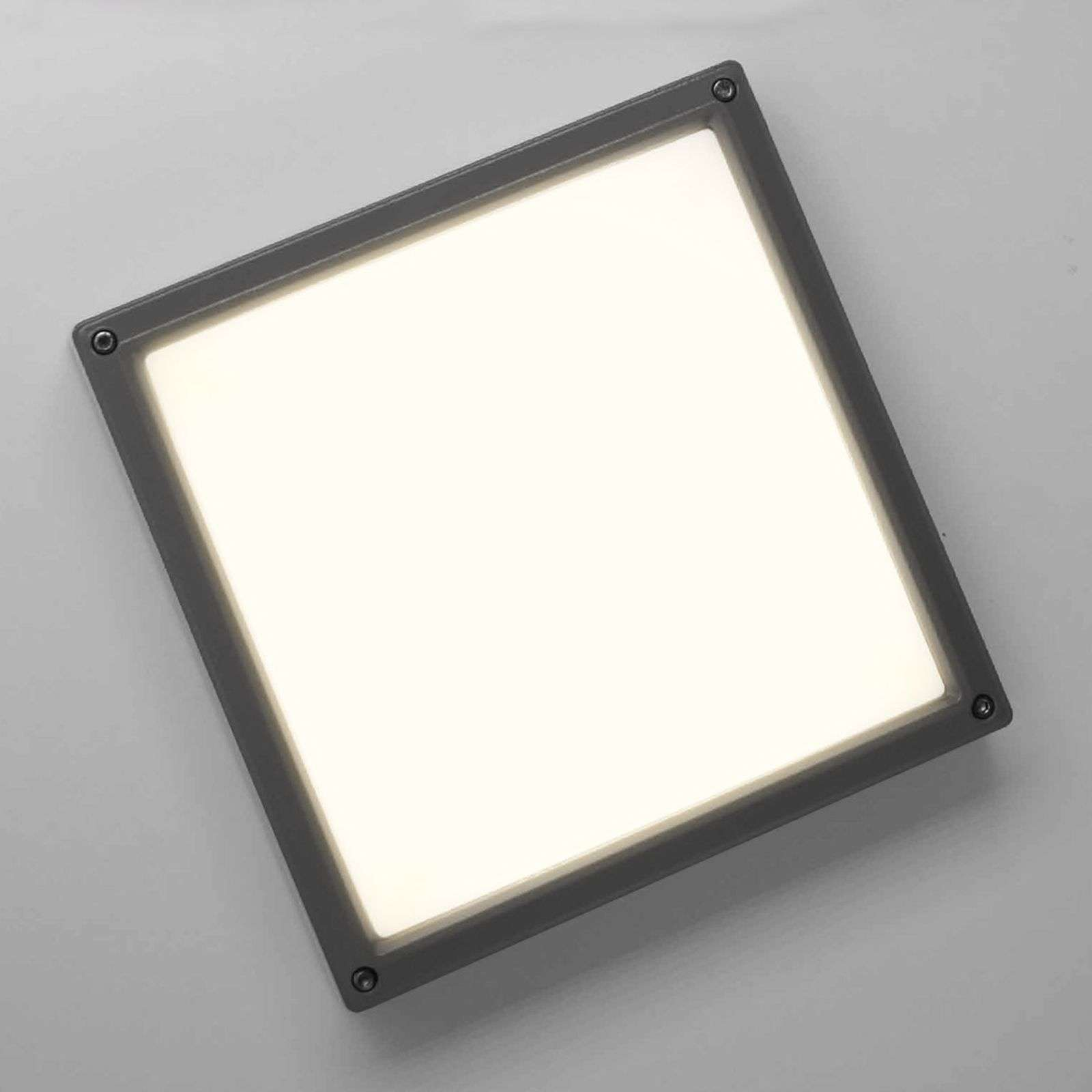 SUN 11 - applique LED 13W, antracite 3K