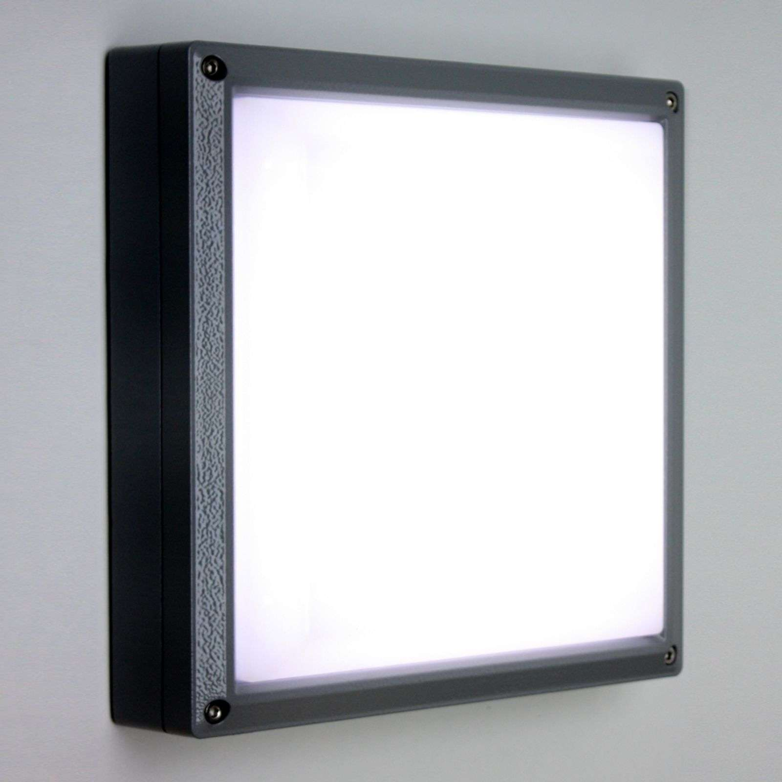 SUN 11 - applique LED 13W, antracite 4K
