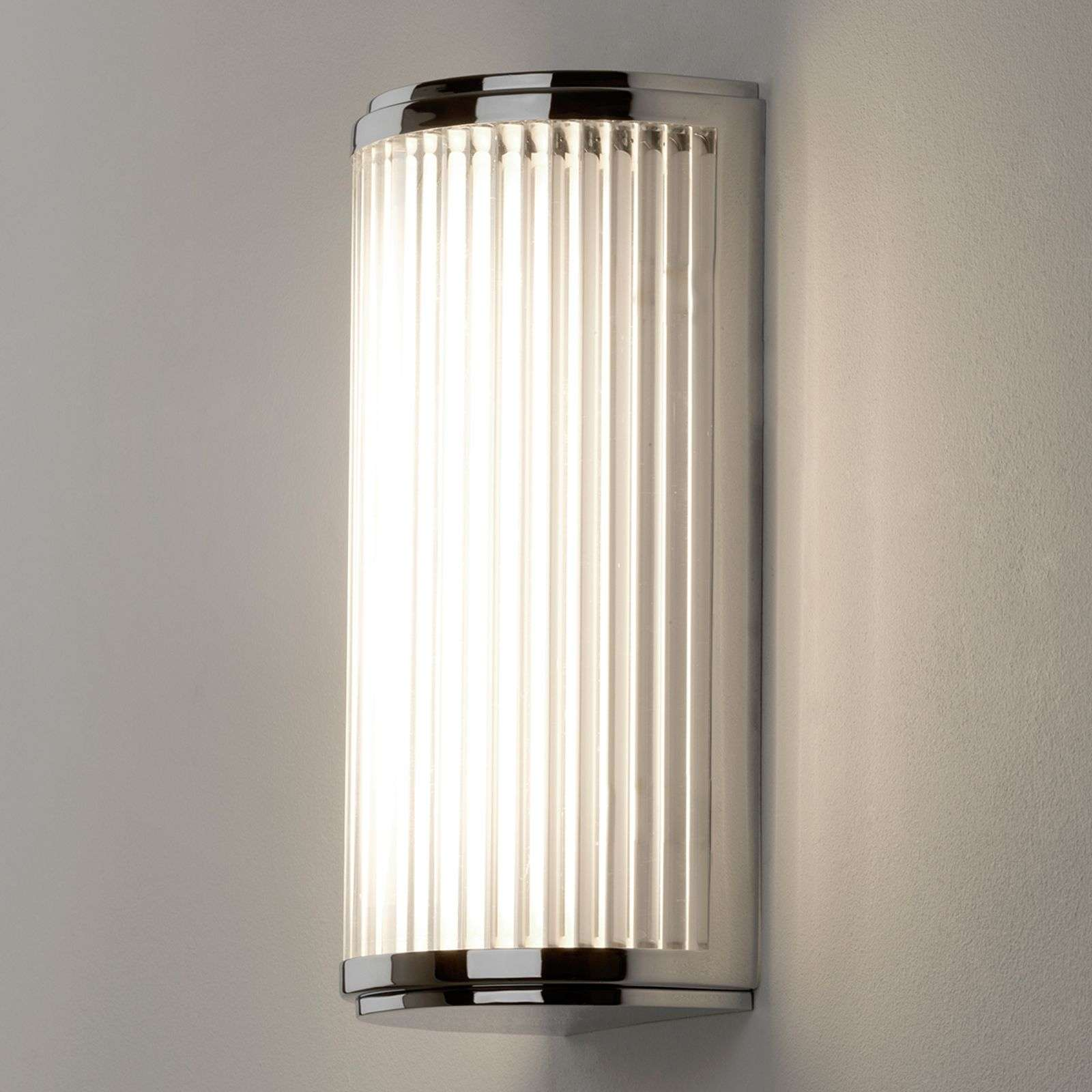 Essenziale applique LED scanalata Versailles