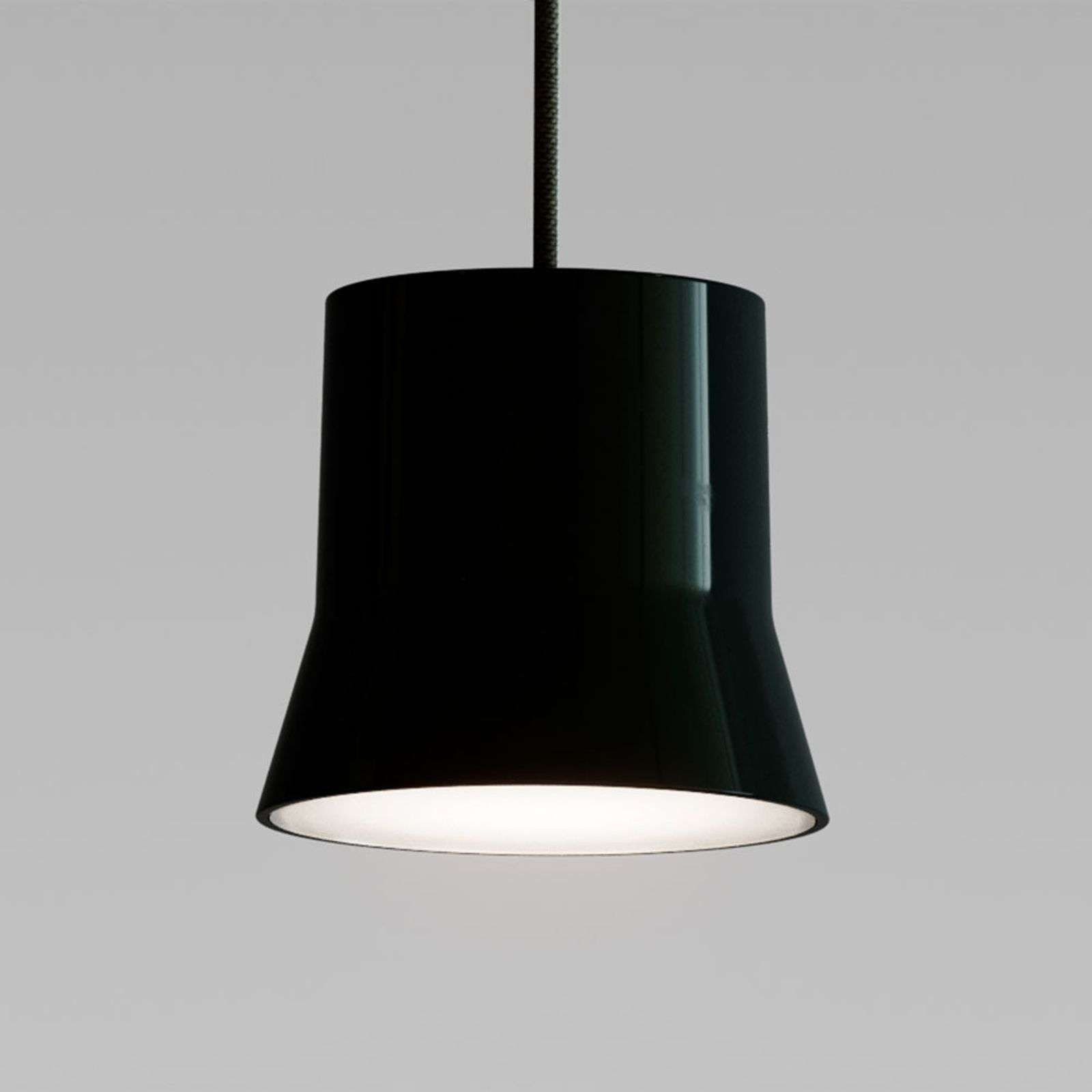 Artemide GIO.light LED a sospensione, nero