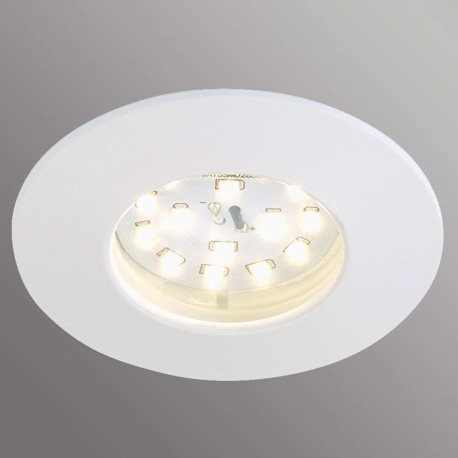 Downlight LED Till da esterni, bianco