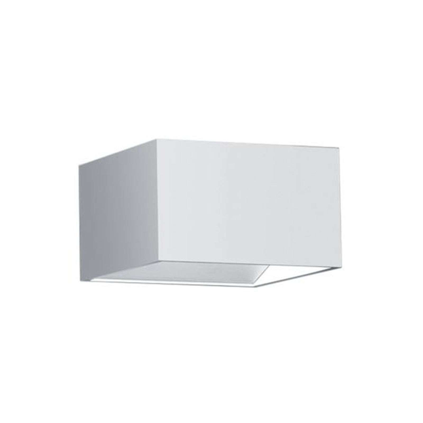 Applique a LED Cube bianco