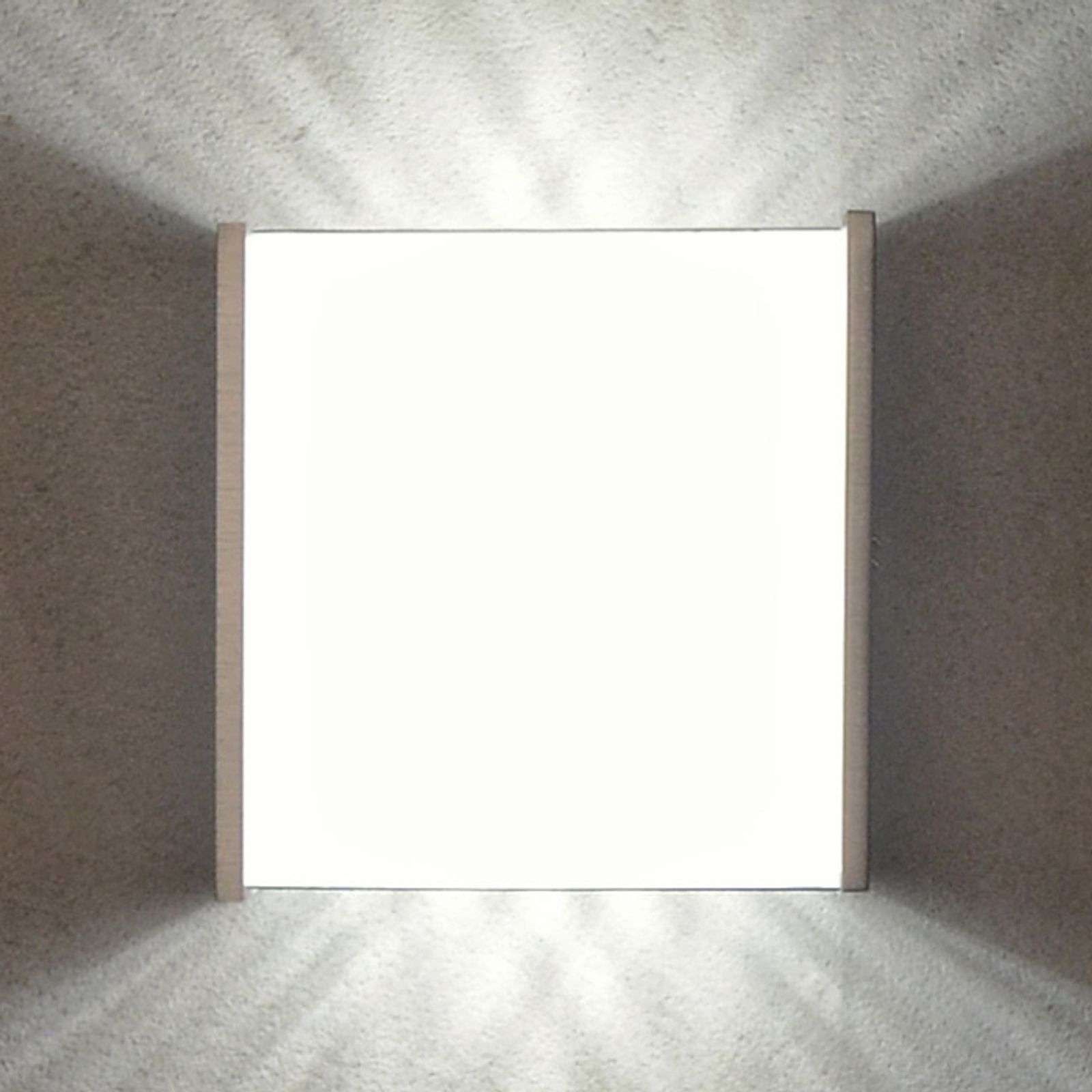 Applique a LED Box d'effetto