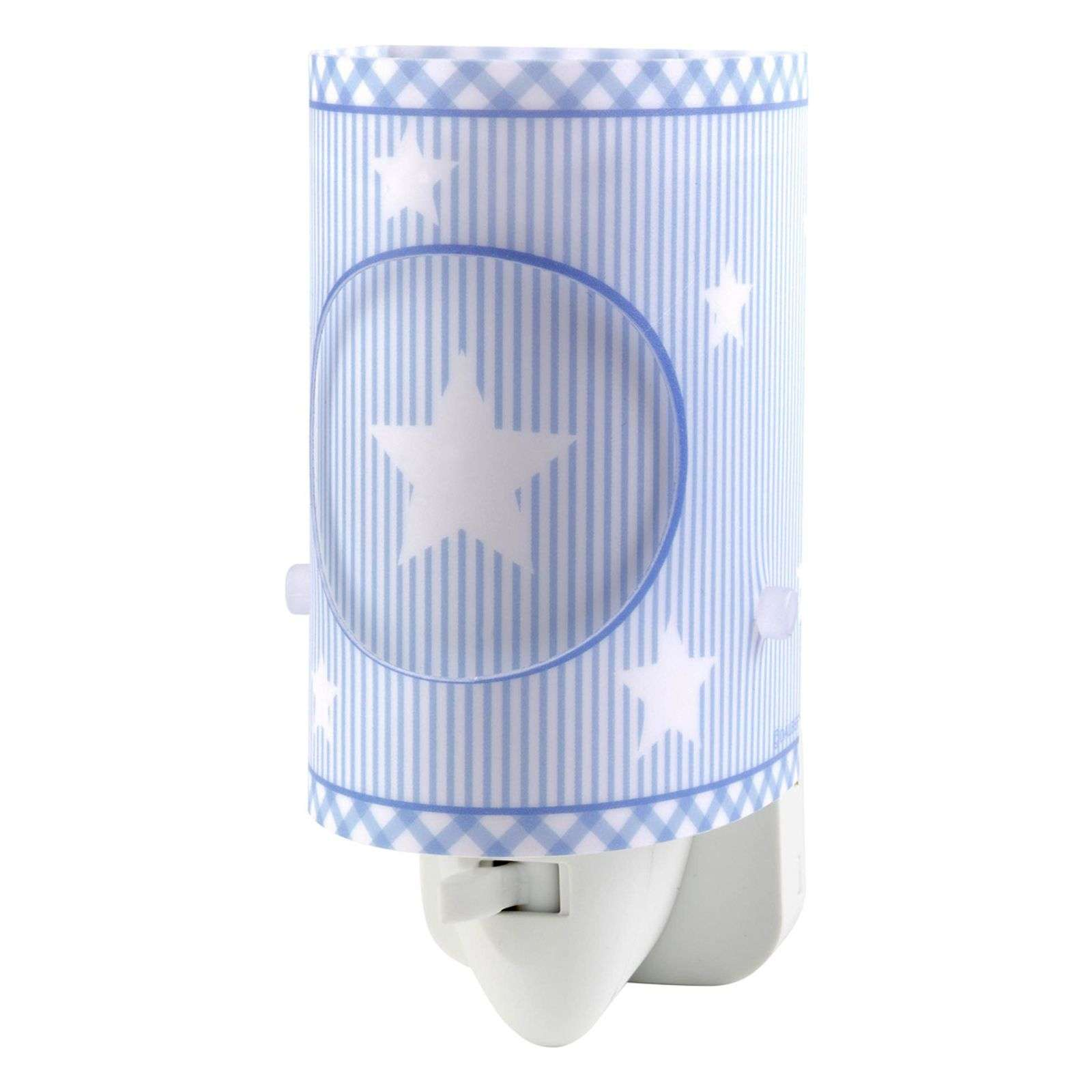 Sweet Dreams - luce notturna LED, blu, con interr.