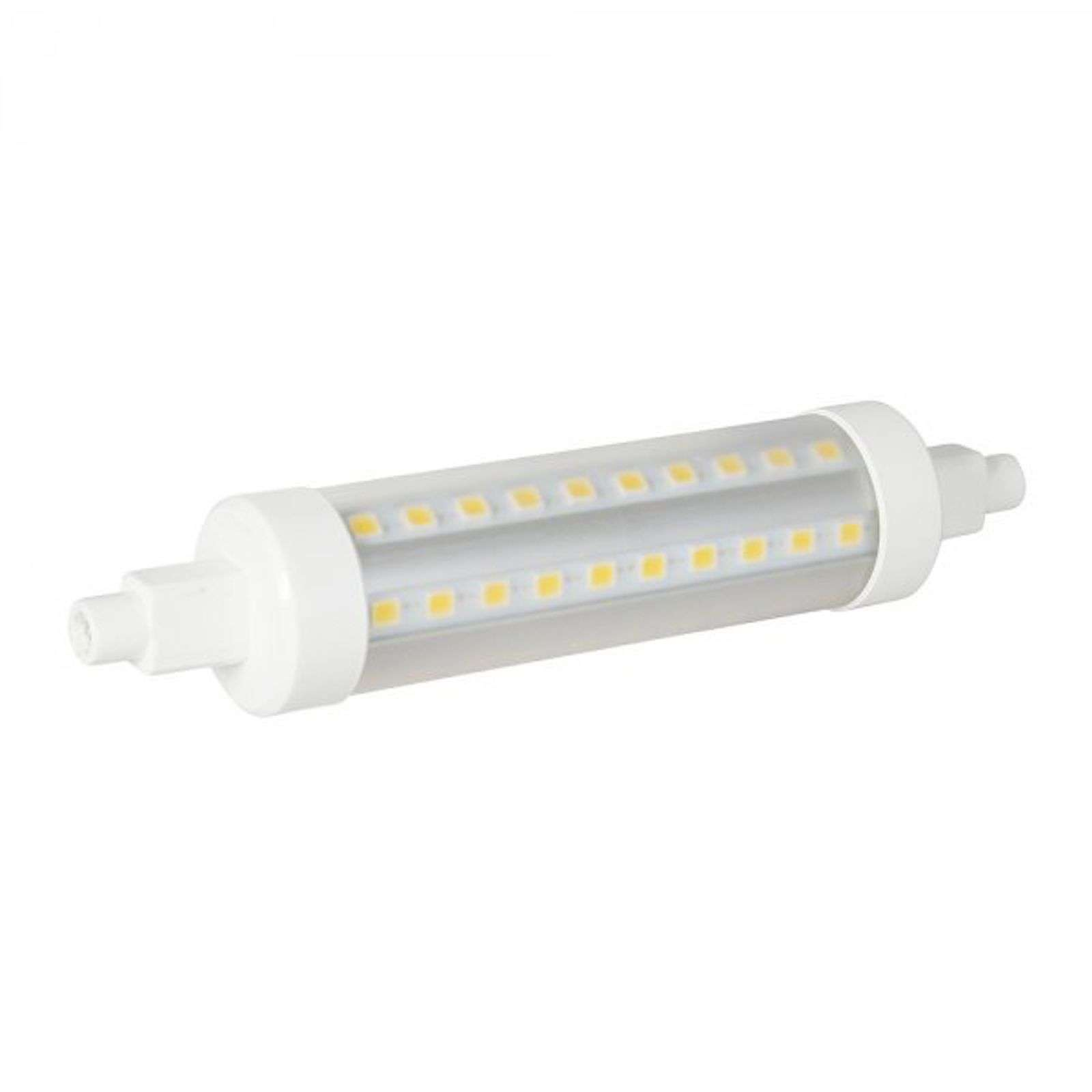 Lampadina LED R7s 8 W 827, dimmerabile