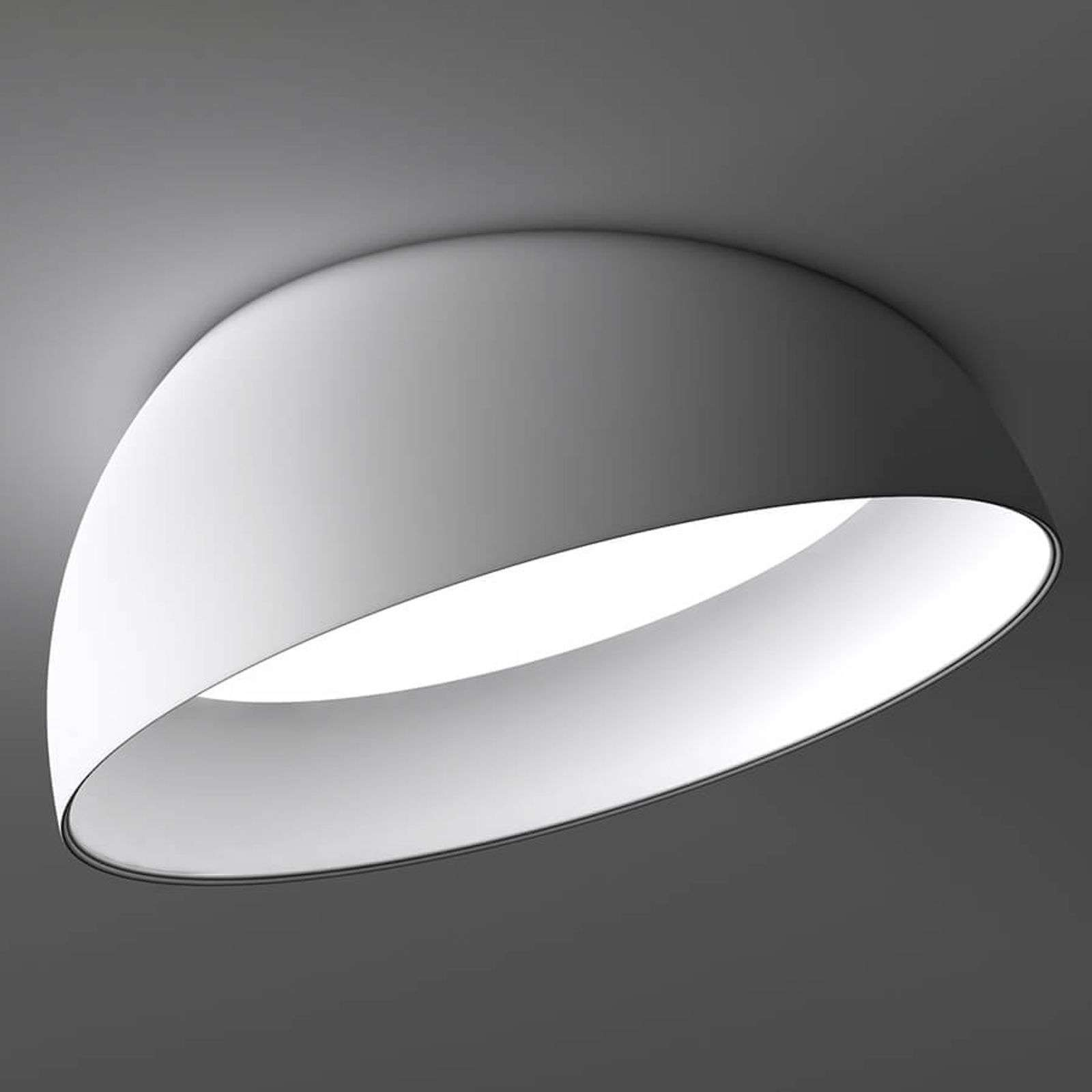 Downlight LED bianco Superdome