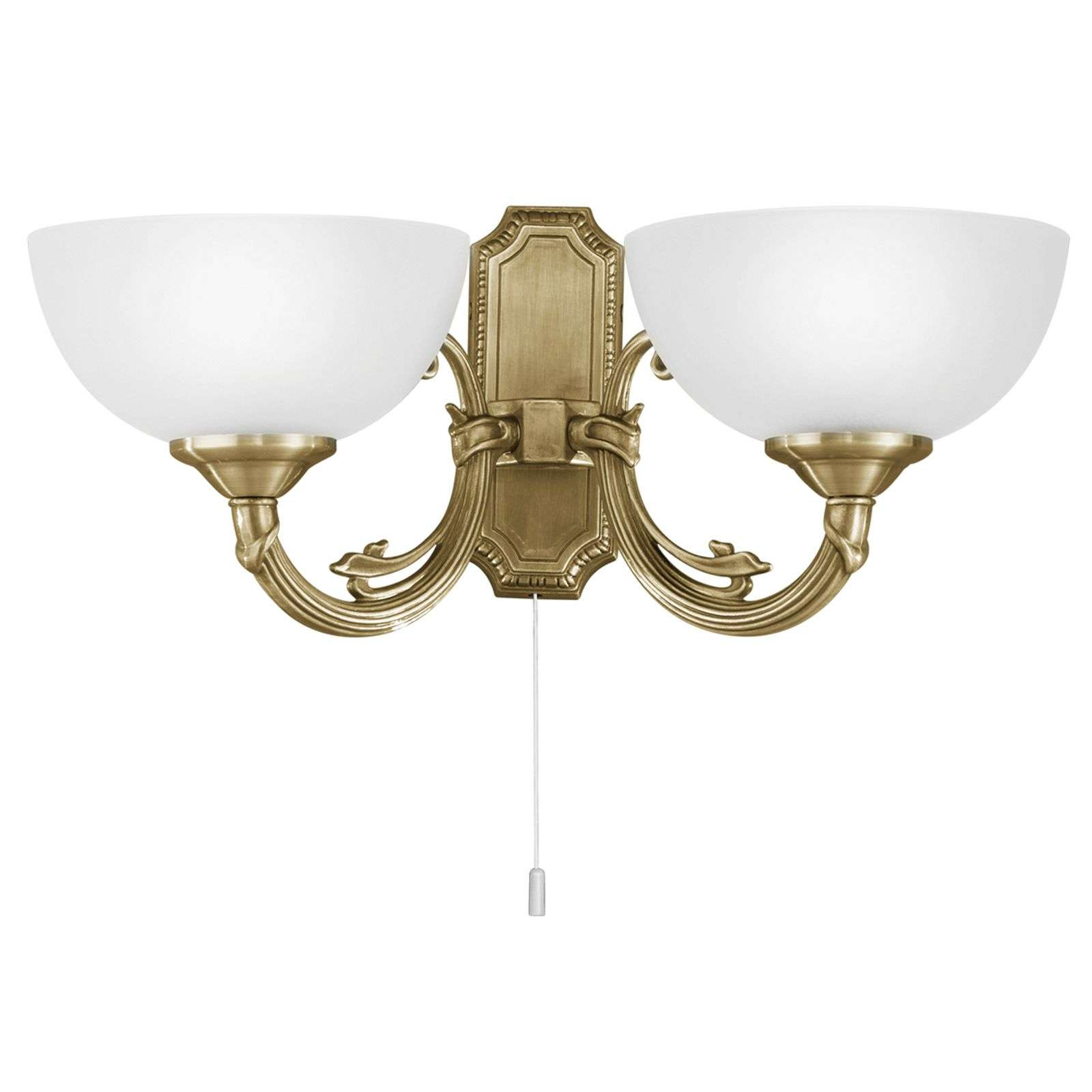 Applique decorativa Savy, 2 luce