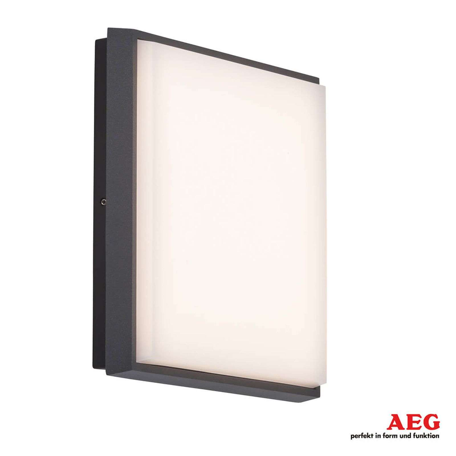 Potente applique da esterni LED Letan Square 23 W