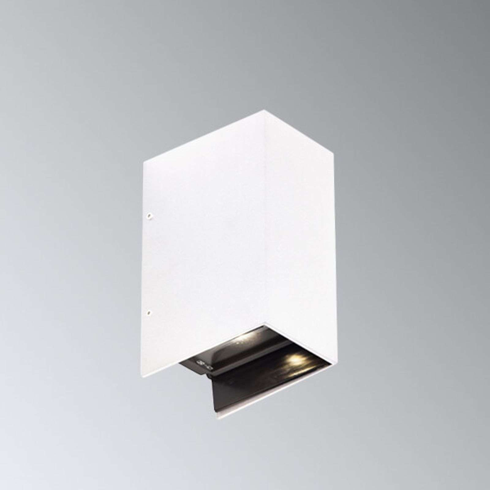 Adapt - applique per esterni LED angolare a 2 luci