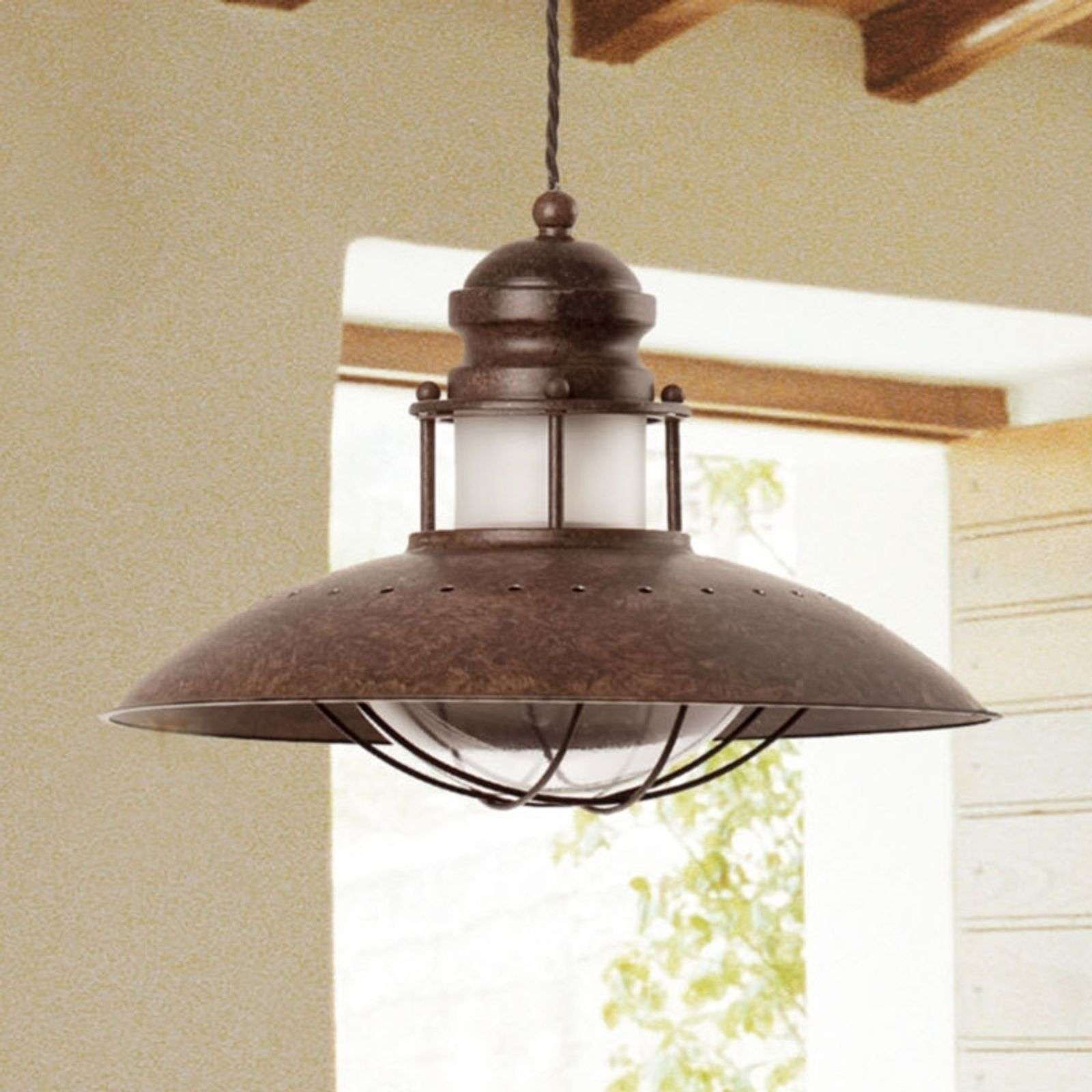 Decorativa lampada sospesa Winch